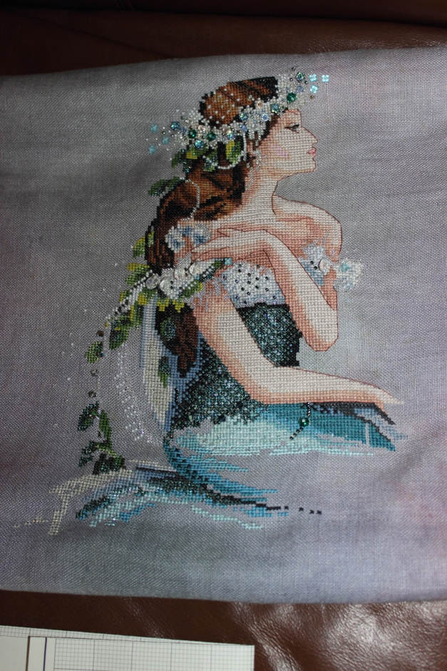 Enchanted Mermaid update